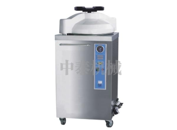 自动立式压力蒸汽灭菌器