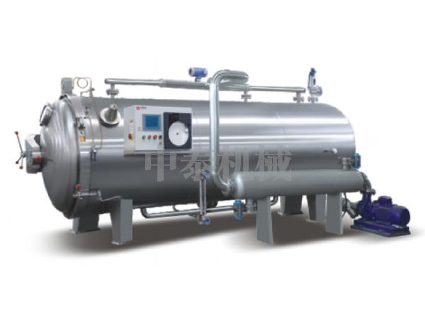 单锅喷淋式(直升间冷、直升直冷)高温高压调理杀菌釜