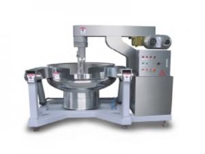 液压式多功能高粘度炒锅蒸汽燃气(全自动式)