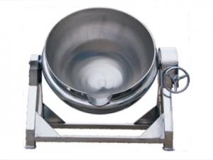 可倾蒸汽夹层锅